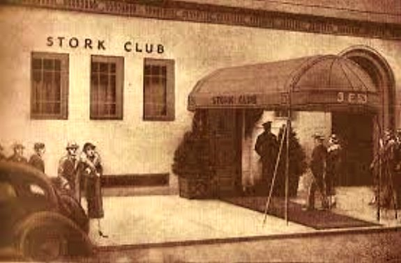 Stork Club Special Edition Tape Art By Max Zorn A