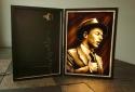 Sinatra - New York cigar box - open