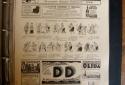 In the making - Vintage Newspaper - 1