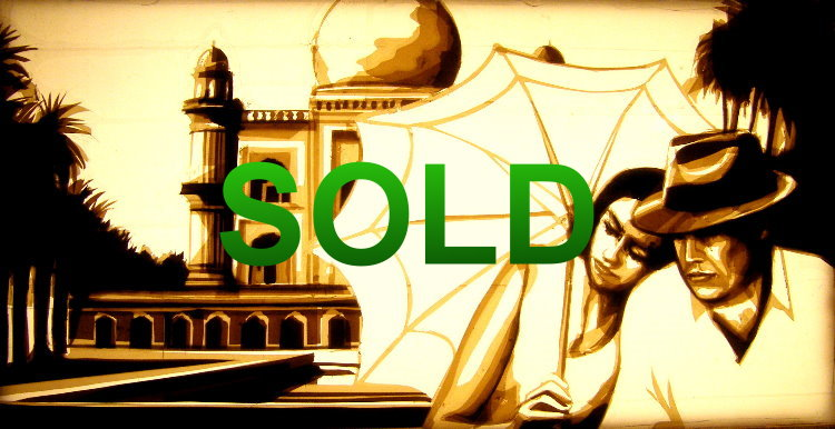 India - sold